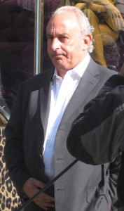 Former BHS owner Sir Philip Green Photo: Katie