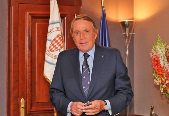 Michel Boeri, President, Automobile Club de Monaco