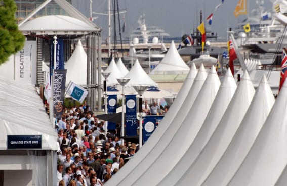 Photo: © Monaco Yacht Show.
