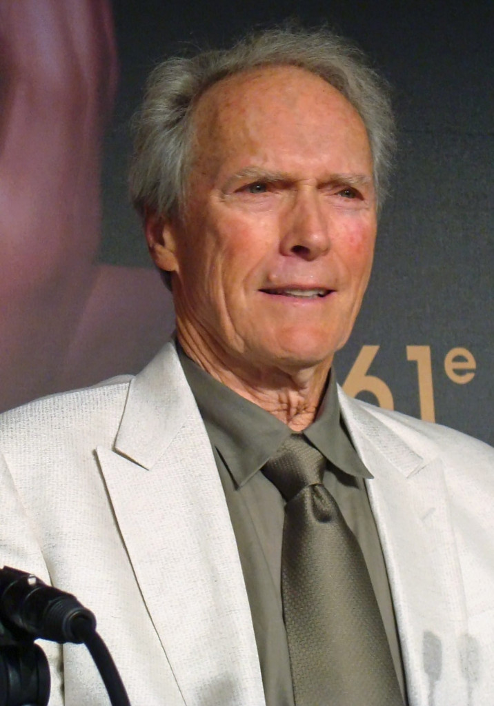 Clint Eastwood Photo: Fanny Bouton