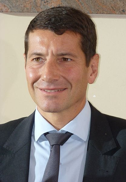 David Lisnard has been mayor of Cannes since 2014. Photo: Frantogian