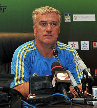Didier Deschamps, coach of France's national football team. Photo: mustapha_ennaimi