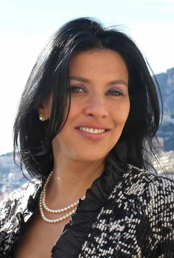 Luciana de Montigny President and Founder Brasil Monaco Project