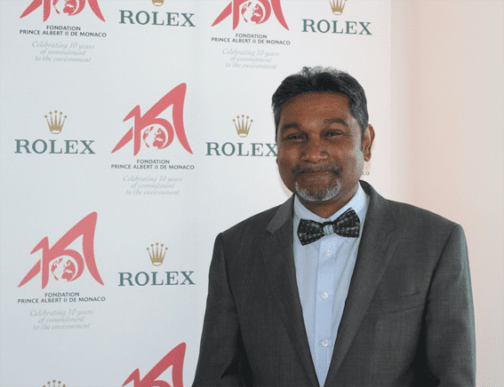 Dhesigen Naidoo, CEO of the Water Research Commission