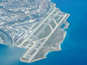 Nice Côte d'Azur Airport Photo: OliBac