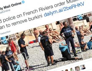Image: Screenshot Daily Mail Twitter