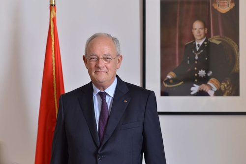 Michel Roger, Former Minister of State. Photo: CentrepresseMonaco