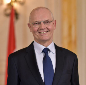 HE Serge Telle, Minister of State. Photo: gouv.mc