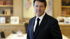 Christian Estrosi, President of the Regional Council of Provence-Alpes-Côte d'Azur. Photo: Facebook
