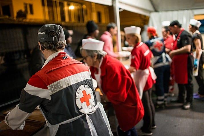 Photo: Monaco Red Cross