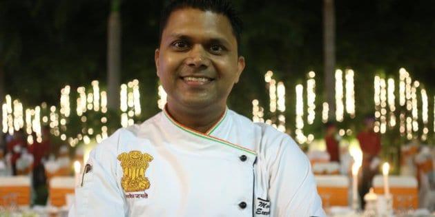 Montu Saini, Executive Chef to President Pranab Mukherjee. Photo: Club des Chefs des Chefs