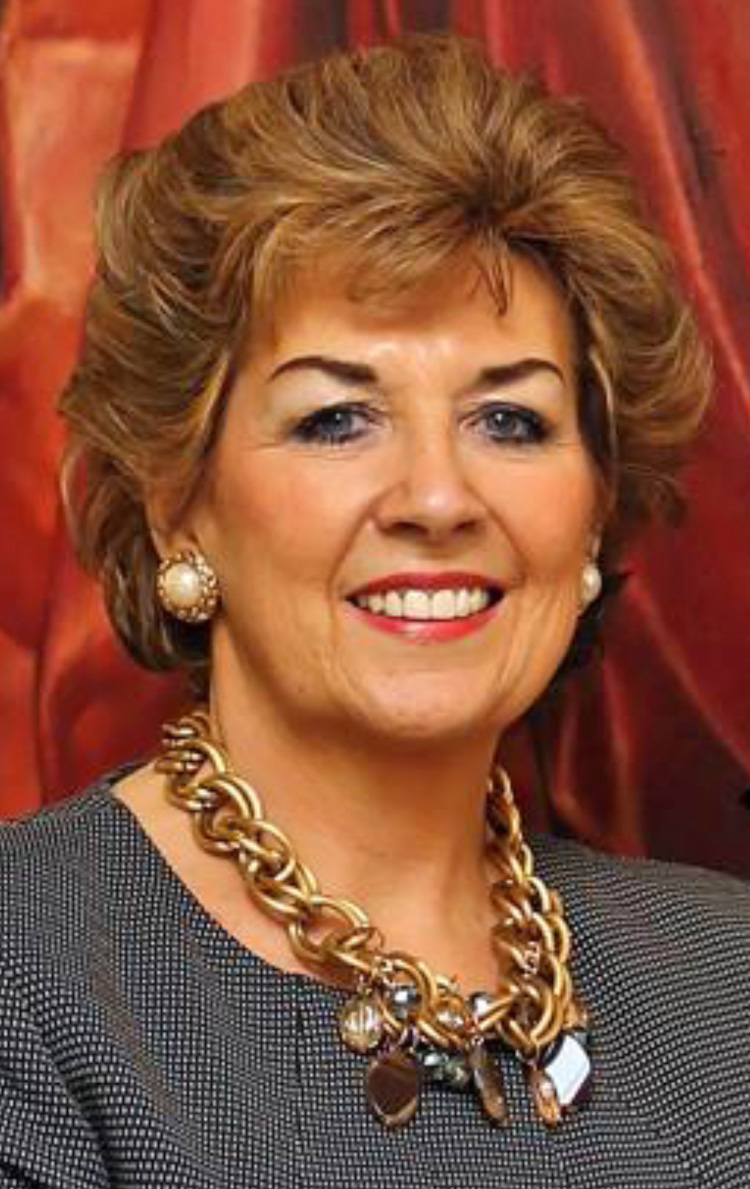 Her Excellency Mrs Geraldine Byrne Nason
