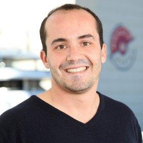 Cyprien Milhe, Monaco Marine Project Manager. Photo: Linkedin