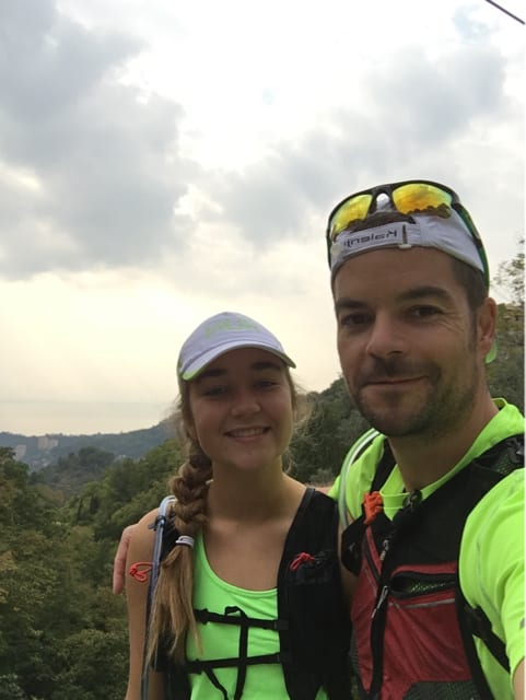 Ben Rolfe and daughter Emily, 16, are running the 250-km Marathon des Sables to raise money for Diabetes UK