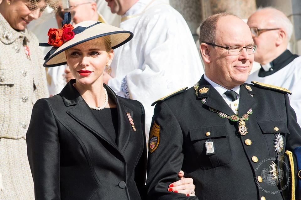 Photo: Facebook Palais Princier de Monaco -