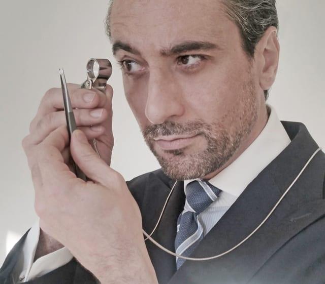 Antonio Cecere, Monaco Diamond Exchange Founder & VP