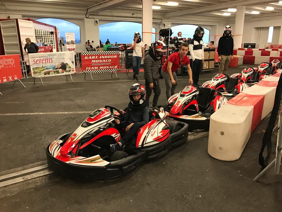 Photo: Facebook Kart Indoor Monaco