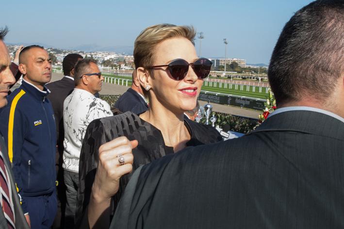 Princess Charlene Photo: Kasia Wandycz/Palais Princier