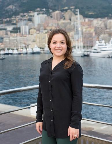 Olena Prykhodko, JCEM Vice-President of Training