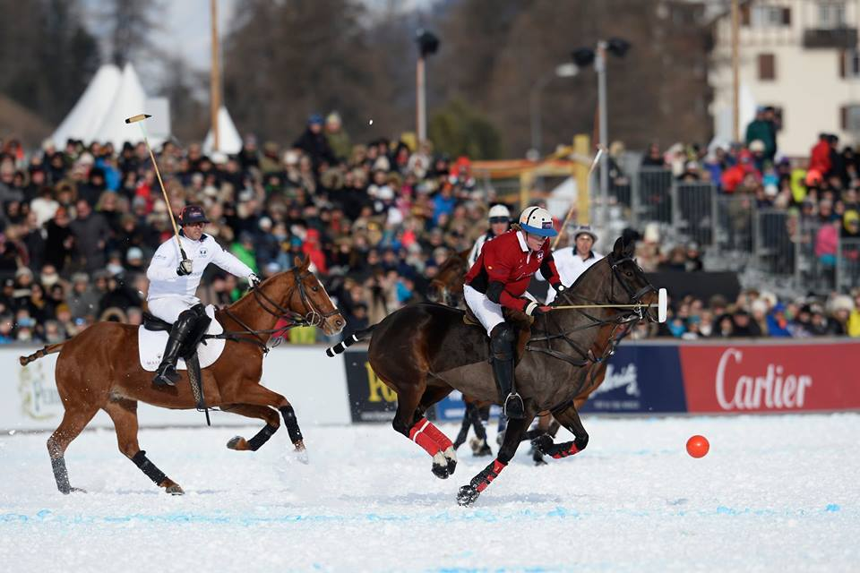 Photo: Facebook Snow Polo World Cup St. Moritz