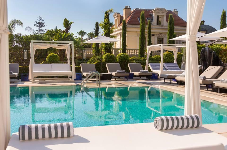 Photo: Facebook Hôtel Metropole Monte-Carlo