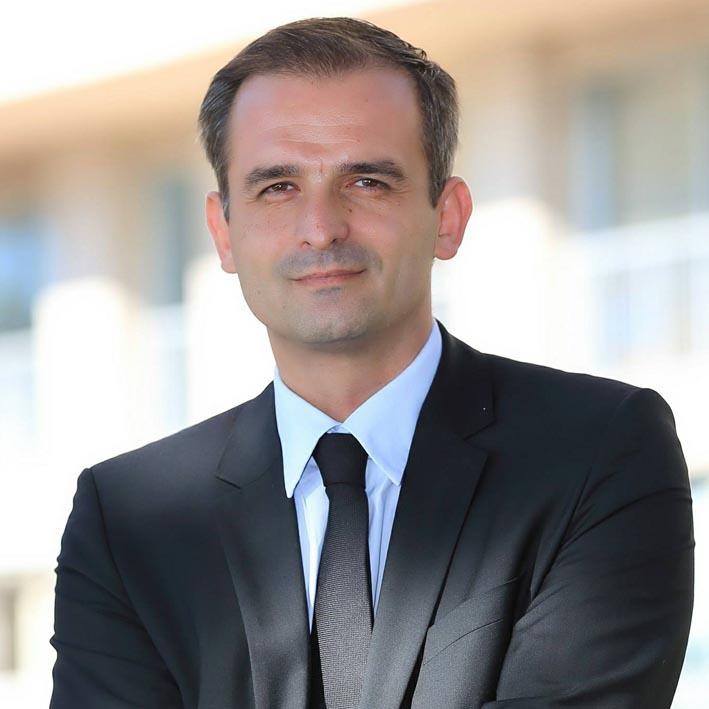 David Wigno, political communications specialist in France and Monaco