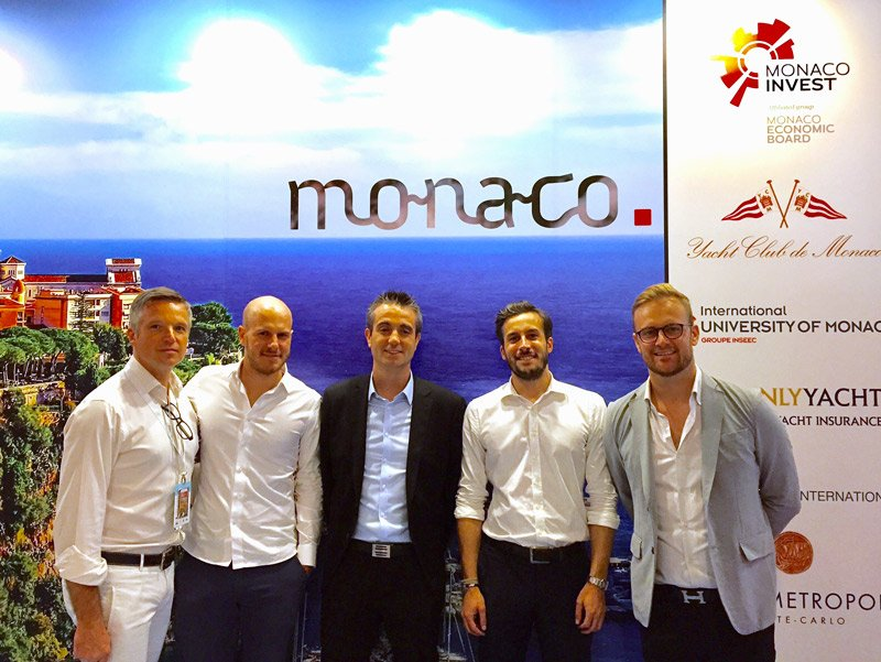 Photo: Twitter Monaco Economic Board