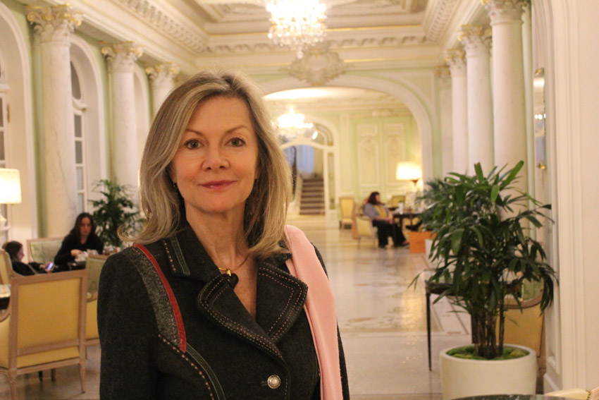 Swedish Ambassador to France and Monaco, Veronika Wand-Danielsson