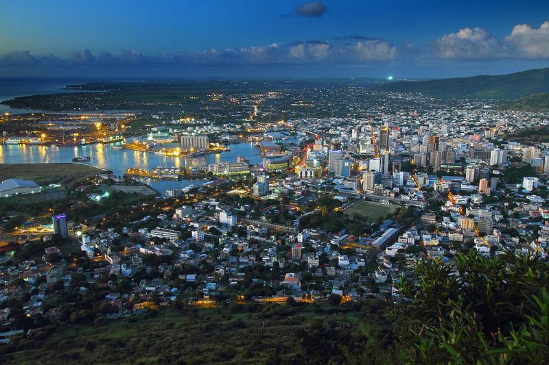 Mauritius is 855 km east of Madagascar. Photo: Peter Kuchar
