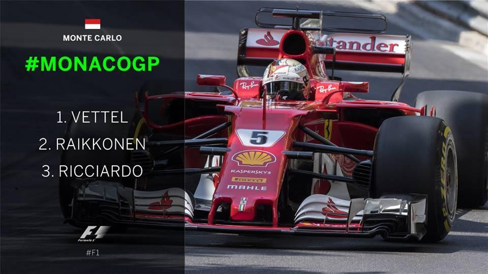 Photo: Facebook F1