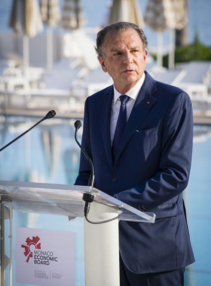 Michel Dotta, President du MEB. Photo: SD/REALIS
