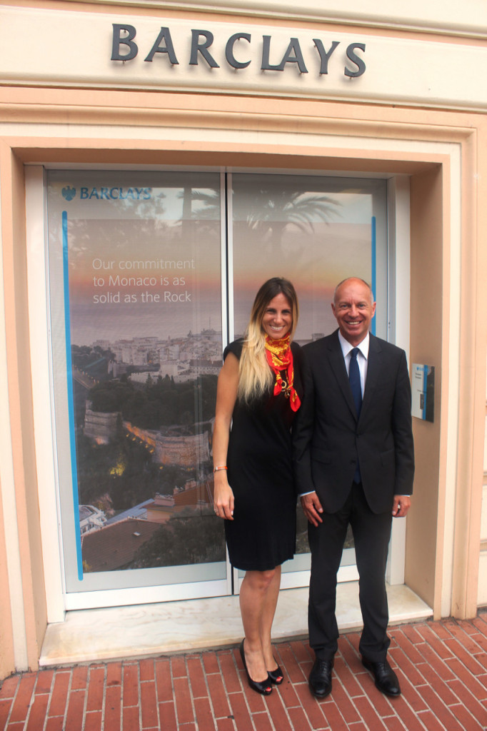 Romina Ronco and Philippe Honegger joins Barclays Monaco