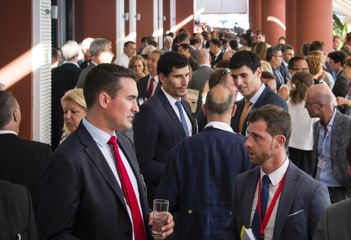 250 economic players in the Principality were on hand at the 29th MEB Members' Meeting on June 12. Photo: SD/REALIS