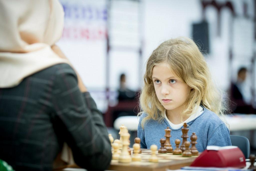 In Baku, Chess Olympiad