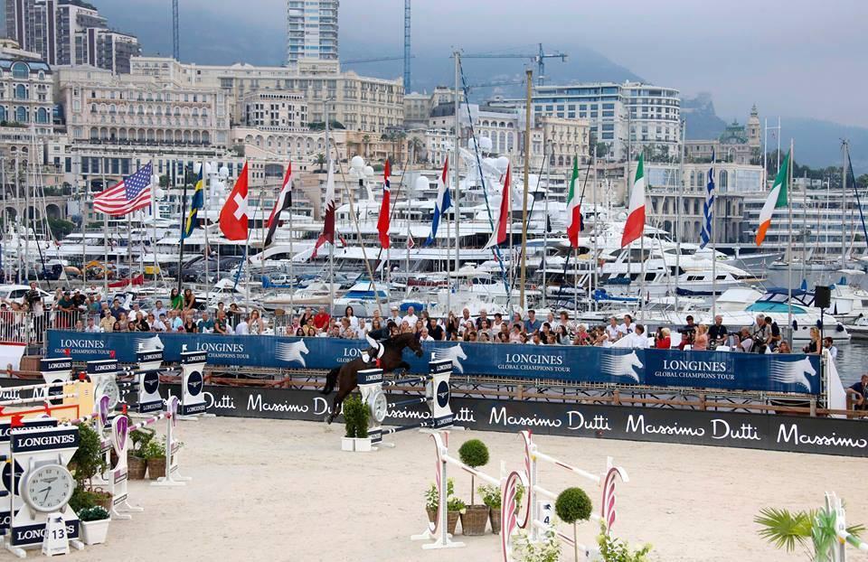 Full house in Monaco, Port Hercule June 24, 2017. Photo: Facebook Mario Grassia/LGCT
