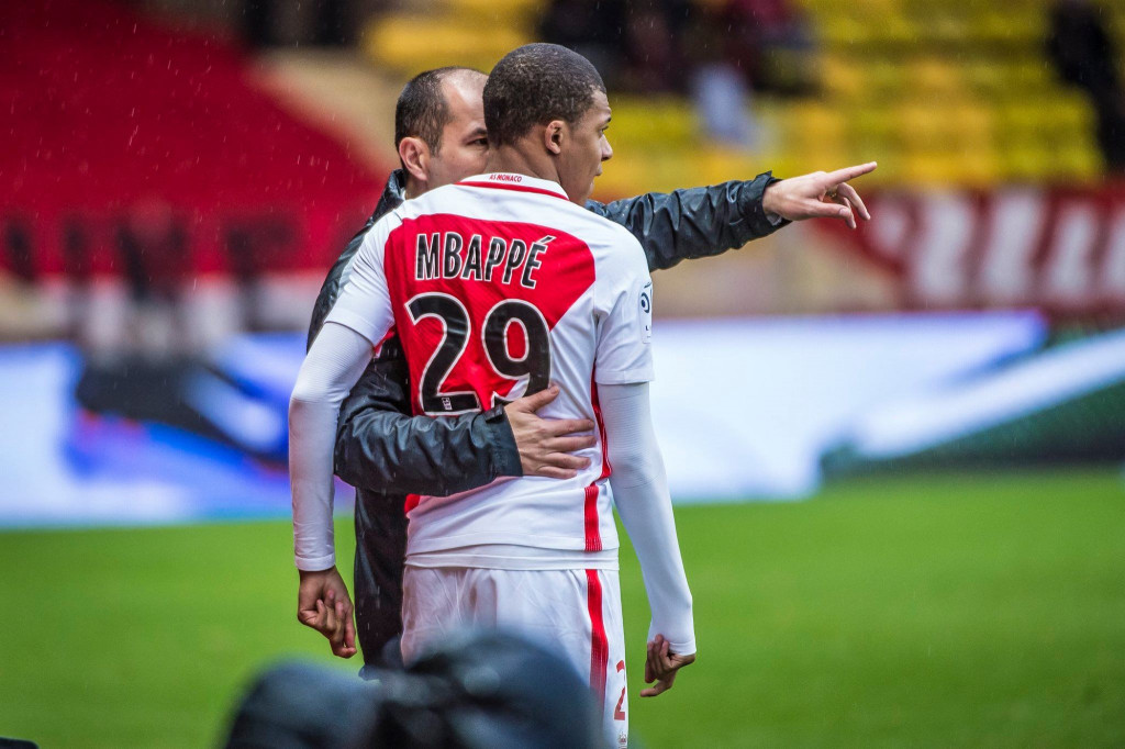Photo: AS Monaco Facebook
