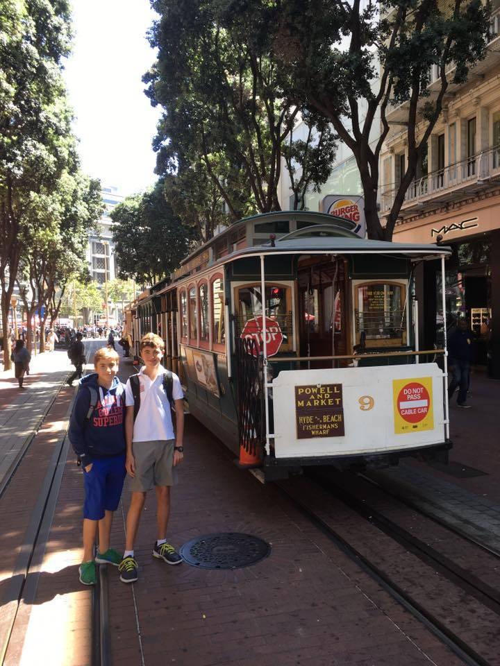 Photo: Facebook Les Petits Chanteurs de Monaco