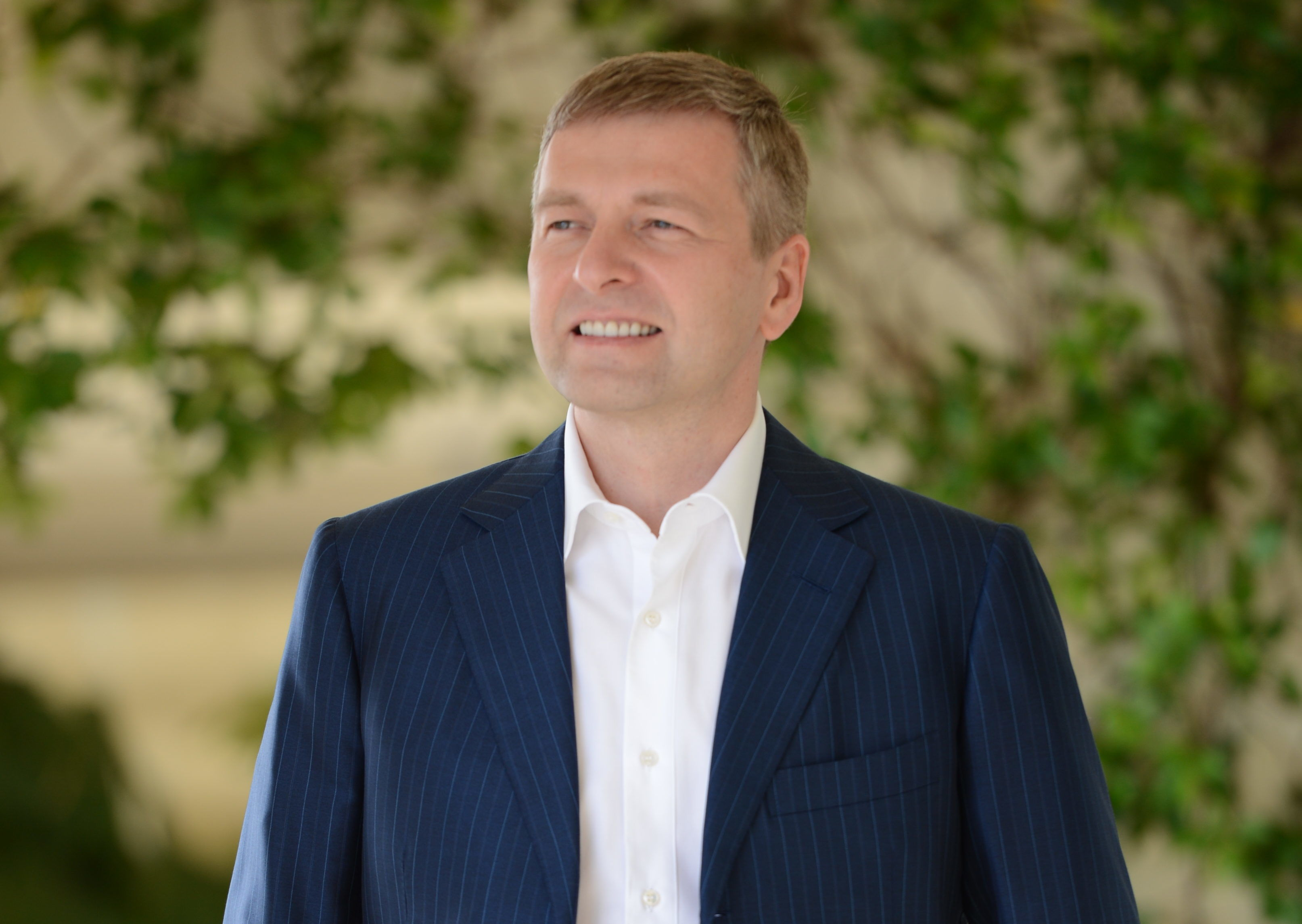 Dmitry Rybolovlev Photo: Francknataf