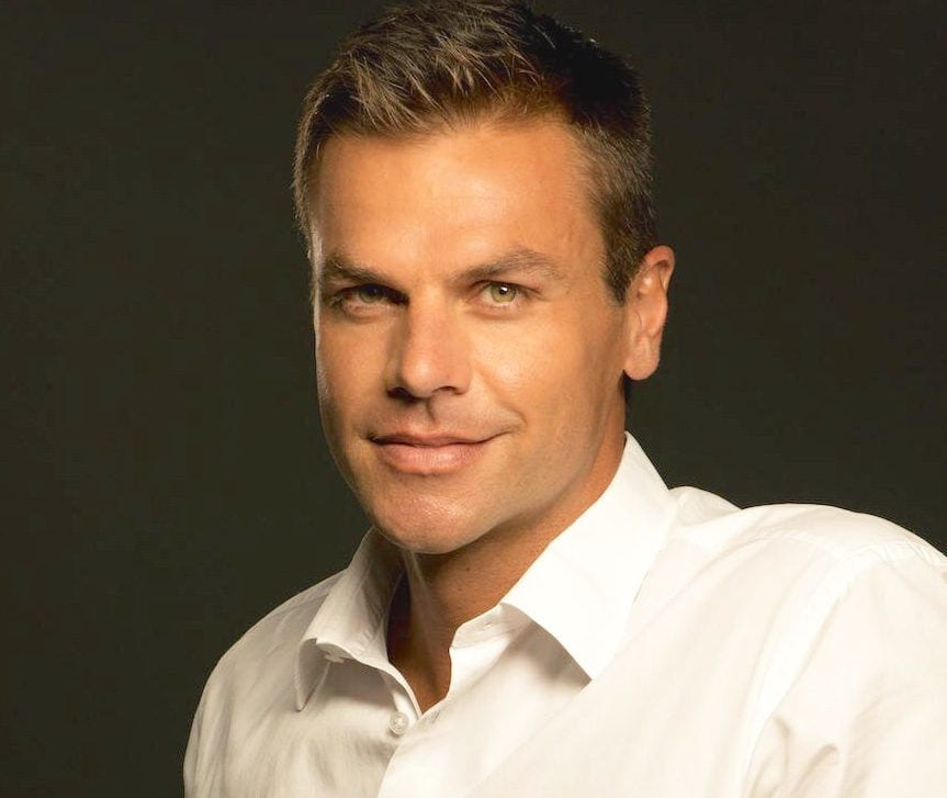Ryk Neethling was appointed CEO of the Princess Charlene of Monaco Foundation South Africa on August 15