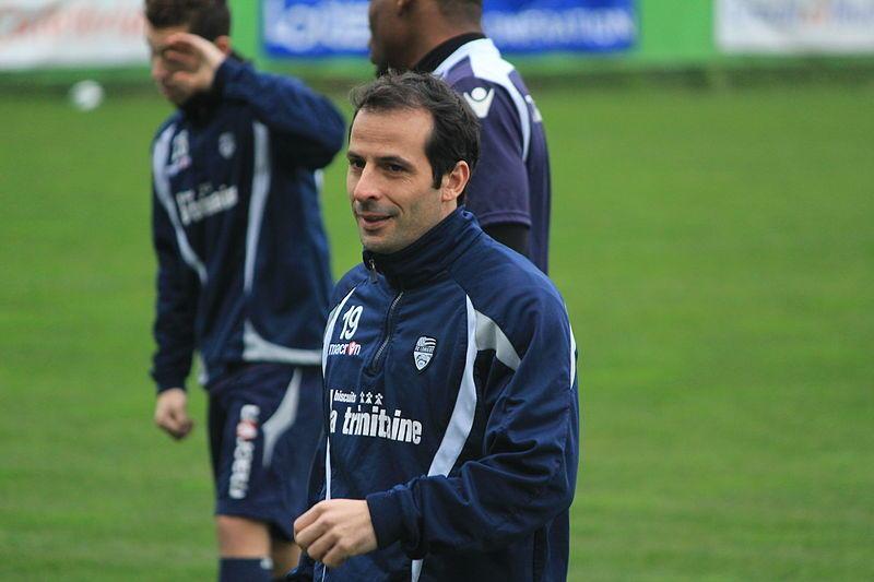 Ludovic Giuly Photo: XIIIfromTOKYO