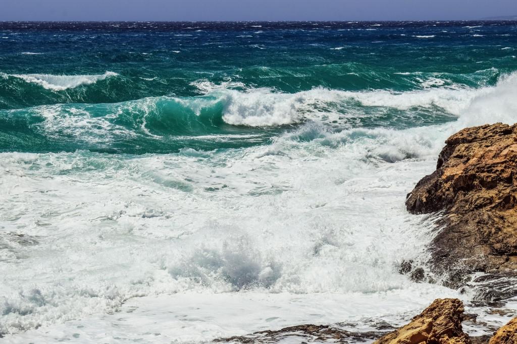 rough-sea