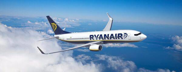 Photo: Facebook Ryanair