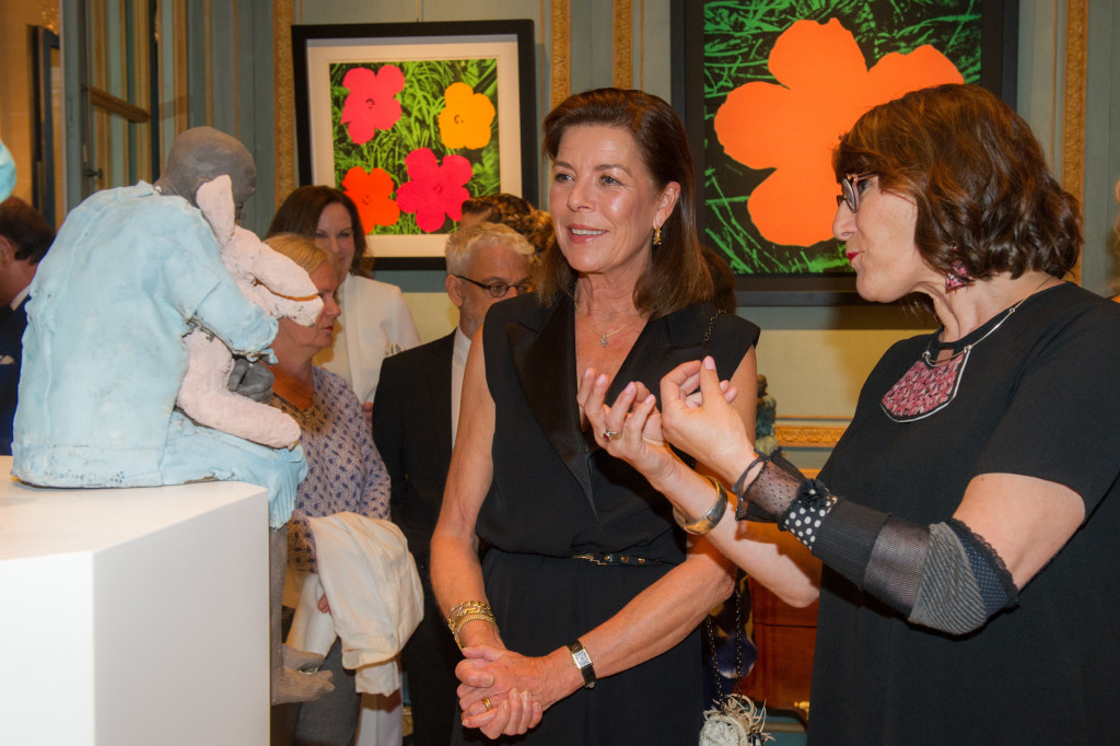 GamlucArt17, Princess Caroline, Corinne Chauvet, Palais Princier