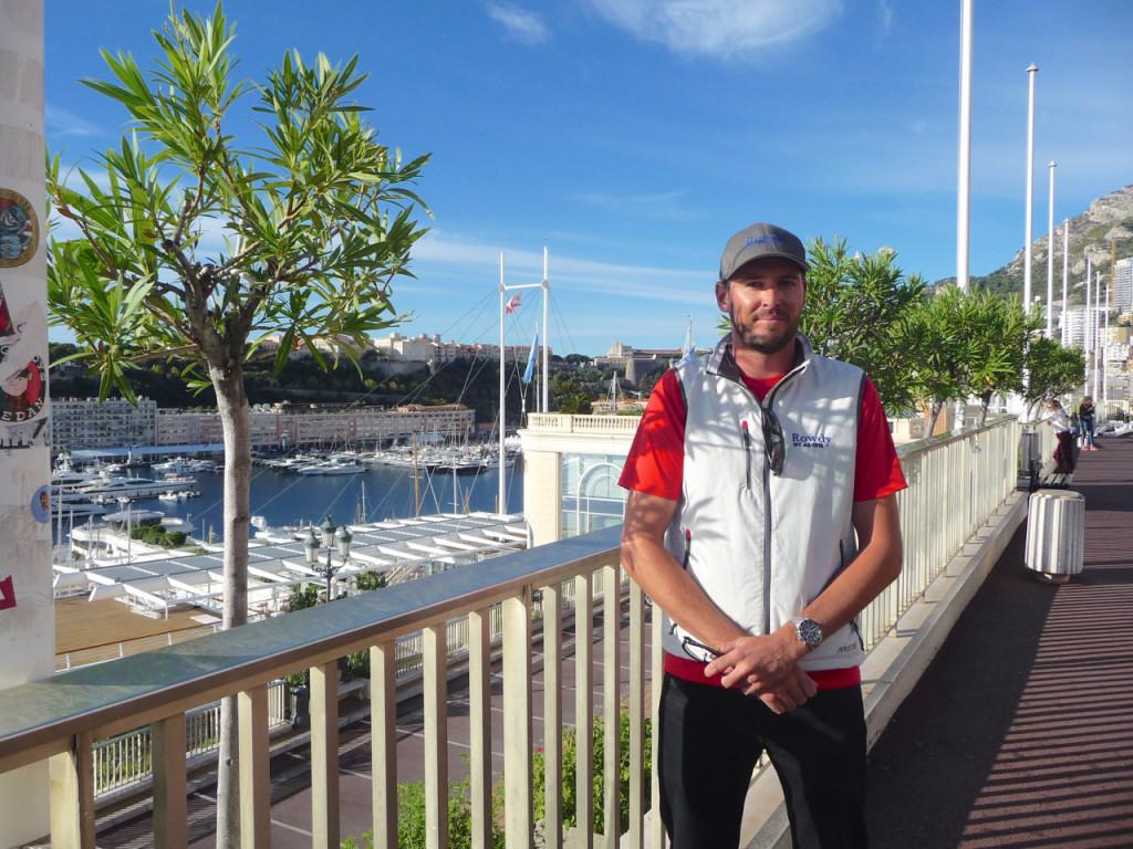 Brendan McCarty, Monaco Classic Week, sailiing