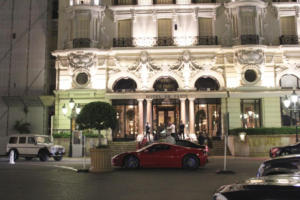 Hotel de Paris, Monaco Monte Carlo