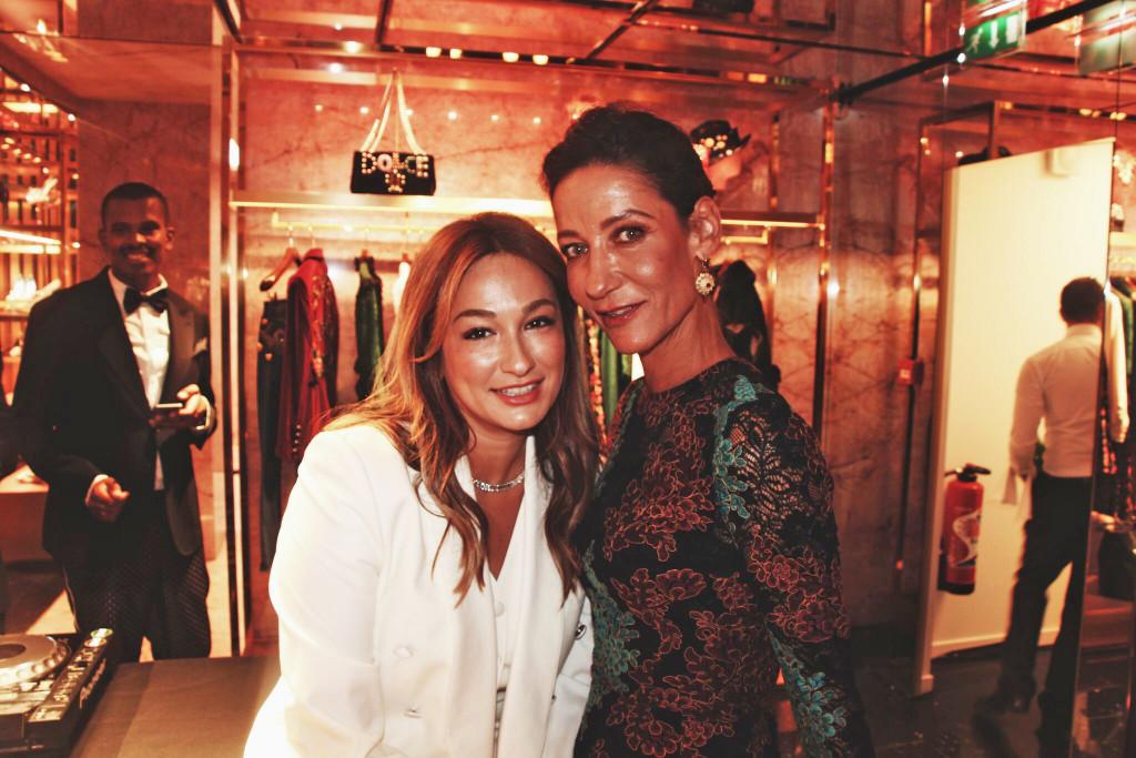 Marpessa Hennink, Dolce & Gabbana, Monte Carlo, fashion, style