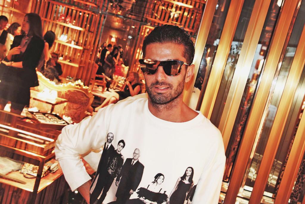 Riky Cort, Dolce & Gabbana, Monte Carlo, fashion, style
