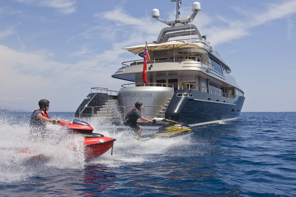 superyacht, Monaco, Cecil Wright & Partners.