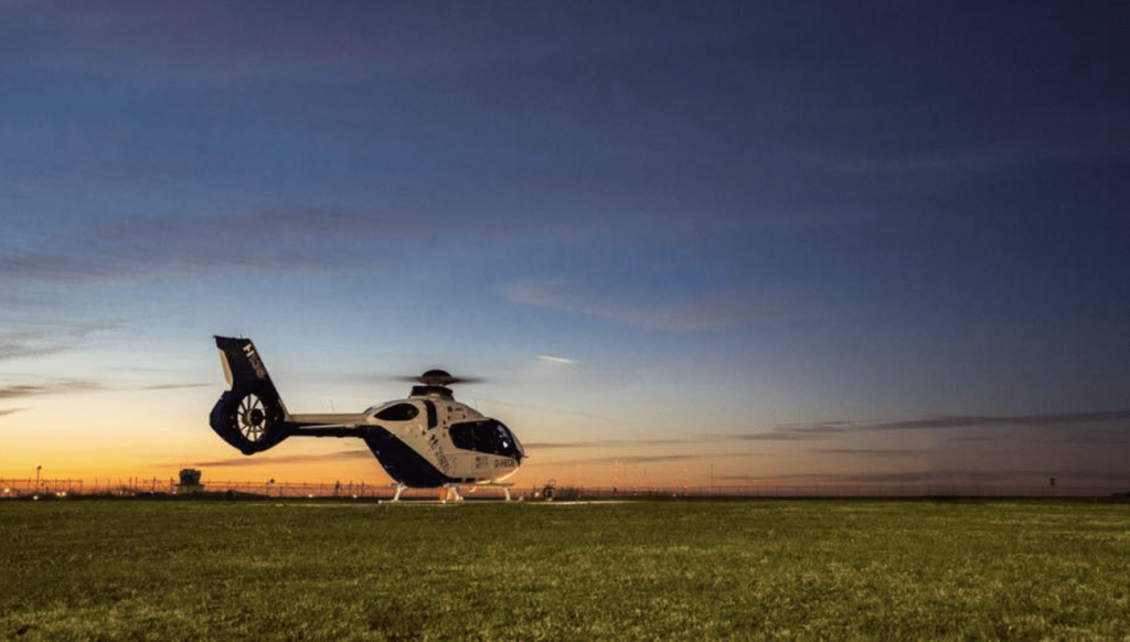Photo: Airbus Helicopters Facebook