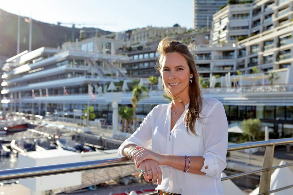 Serena Hawkins Yacht Club Photo: Kaidi Photography